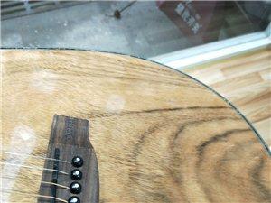 41寸全新合板吉他出售