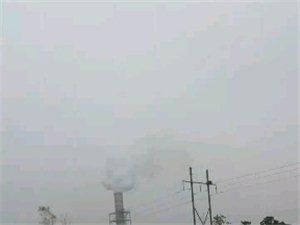 江集窑厂大烟囱,是不是污染?