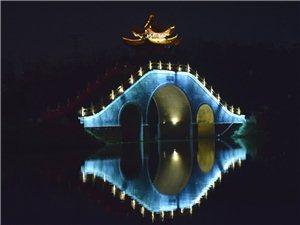 夜色秀水庭!