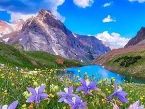 优美的风景画面