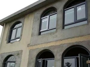 专业团队安装门窗