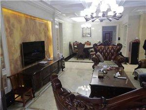 惠邦中式豪装156平方三室两厅两卫158万
