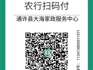 通许县大海家政服务中心