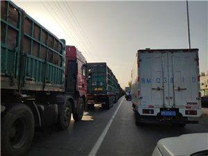 来兴福参加淬火工程,无奈路上遇到交通事故