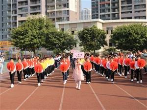 赣州南康六小:扬体育精神,展师生风采