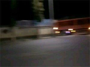 河岭发生一起交通事故,车祸猛于虎,出行请注意安全!