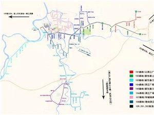 ��南城市公交�路初步����D?高清大�D有木有?