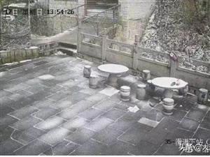 下雪了!!!河南今冬首�鲅┫略诹诉@��城市