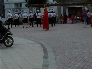 乡村文化广场随拍图片