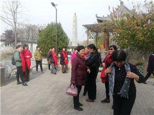 乐陵游客参观瞻仰周恩来纪念园