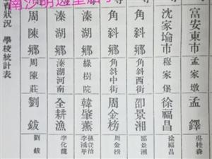 1908~1914年角斜�伤�小�W概�r(�薏璨躺���建)南沙明�h堂后�W~�薏枭蛐『�2019.11.