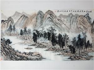 王伟德书画作品赏析