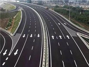 淄博至46棋牌将建双向六车道公路,全长56.797公里