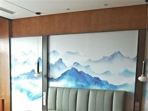 壁画背景墙定制床头背景沙发背景电视背景