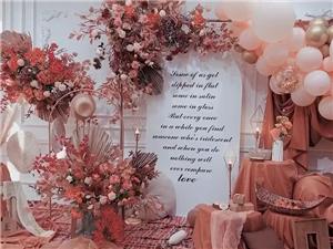 这个色调的婚礼,你喜欢吗?
