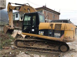 卡特320D挖掘�C出售或出租
