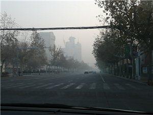 大�F天�猓�一���h城里城西跟城中的清晰度�Ρ�