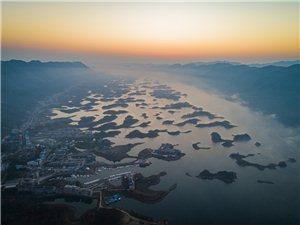 仙�u湖�^景