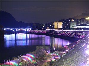 夜景璀璨-桥
