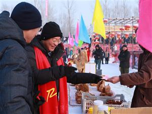 第九届中国伊春冰雪欢乐季――尽享林都伊春冰雪?我在伊春森林里的家等你!赏冰乐雪,动感铁力今日开幕