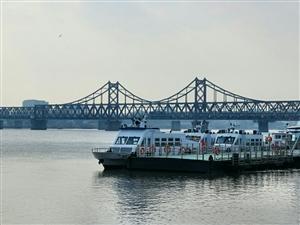 鸭绿江风光