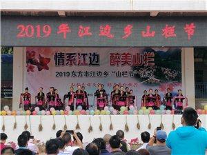 """玉龙小学""""姑娘果""""黎族童声合唱团为""""2019年江边乡山栏节""""带来《新年祈福》演出"""