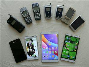 二十一年人生由手机见证