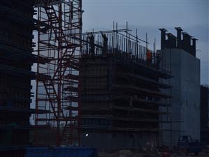 因某些原因,香海大桥工程进展缓慢,希望能尽快解决。#城市建设#摄影:#珠海度假村酒店摄影师梁才有