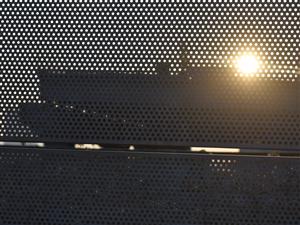 建设中的南屏大桥