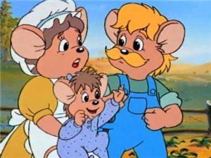 鼠年就要到了。你还记得小时候看过的动画片《大草原上的小老鼠》吗