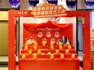 ――【圣塔・阳光城】――??春节钜惠5??重豪礼享不停??到访抽红包购房砸金蛋??转