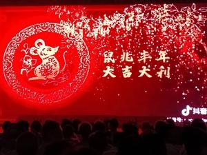 2020年海南琼海博鳌亚洲湾举行业主春节联欢晚会