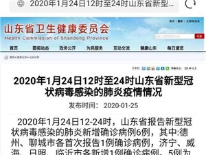 滨州疑似病历一例,大家还是尽量减少出门吧,做好自我防护??