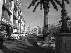 空荡的街道