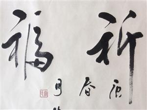 李杨胜诗书为抗击新冠状病毒疫情的所有勇士加油