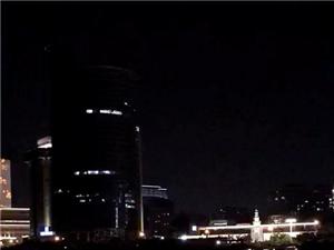 ��江夜景