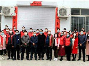 雷锋联盟爱心团队为教育系统捐赠防控物资