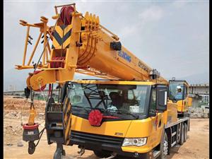信丰县吊车20-80吨欢迎咨询