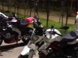 潢川机车聚集地(一)