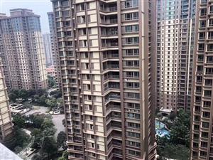 雅居乐君悦,花园中间,朝南,120平方米3房2厅2卫,中高楼层,带车位一个,98万