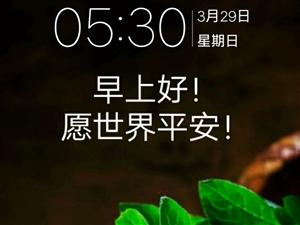"""每日正能量2020-3-29�D�D龙山人这几天""""感谢中国""""这个词,刷屏了全球社交网络,五星红旗替"""