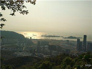 深圳市大南山上看��^(�γ媸窍愀郏�