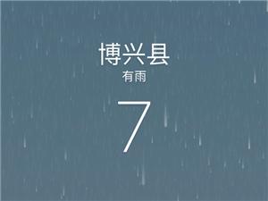 博兴的天气啥时候能稳定呀?