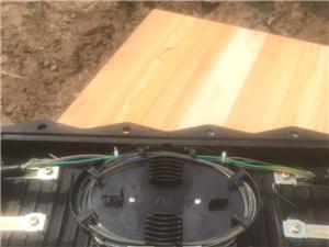 承接光缆熔接测试维护