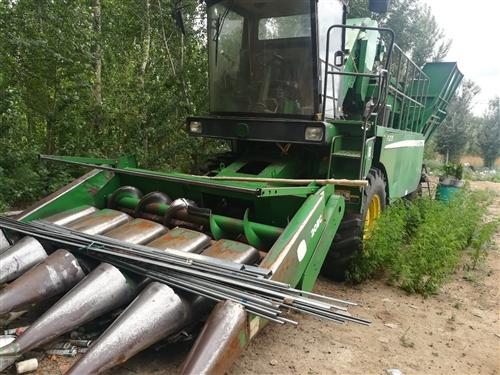 玉米收割機出售