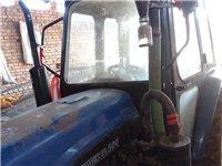 雷沃500带一个三垄旋耕机