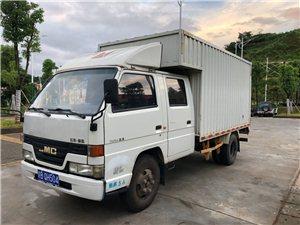 精品14年国四电喷江铃货车