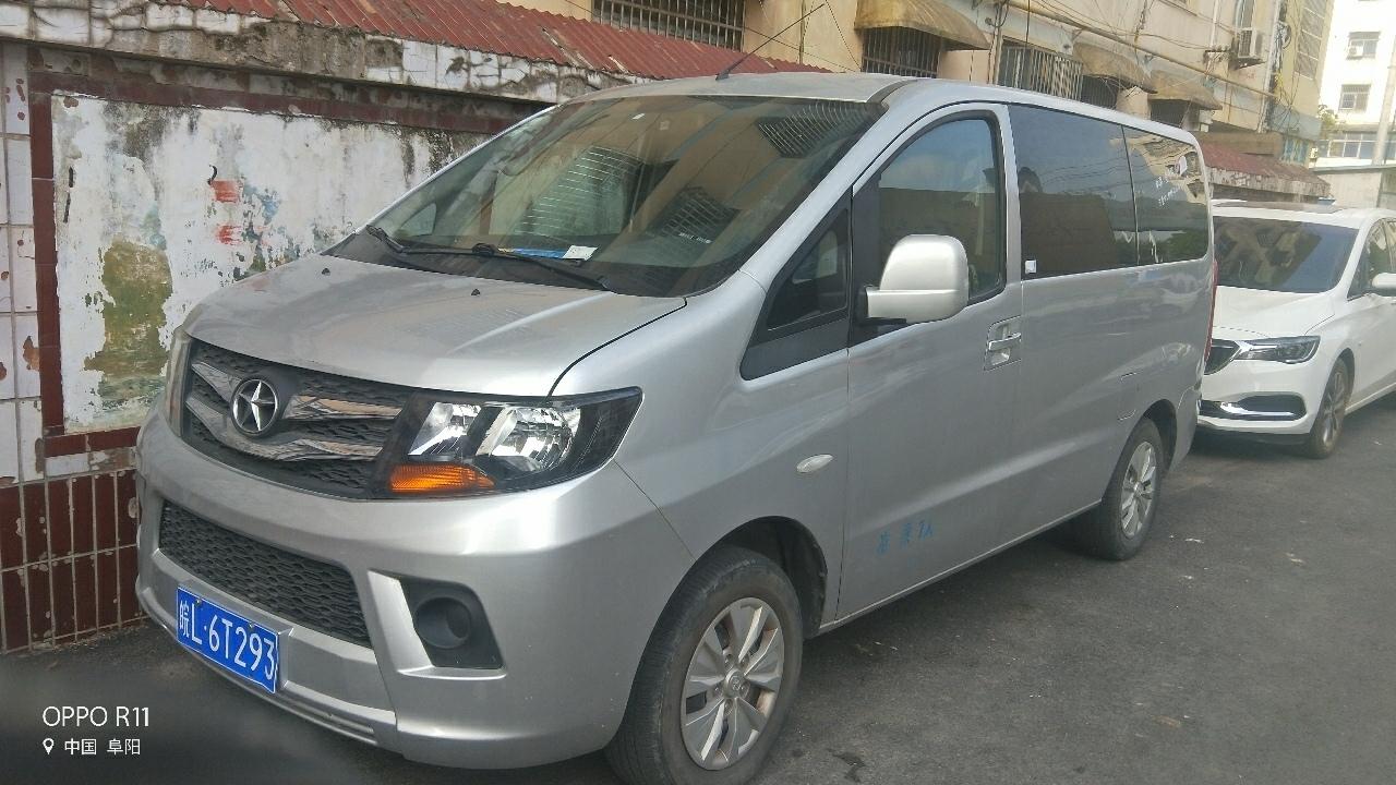 江淮M3商务车     1.6L