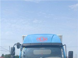 出售13年東風多利卡箱式貨車