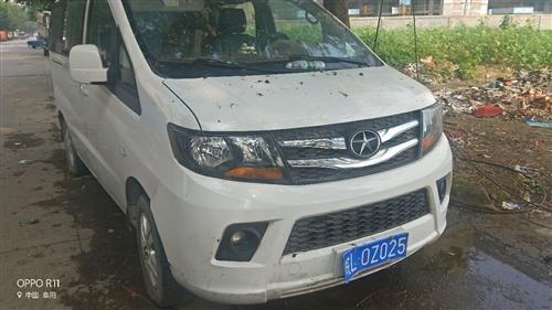 2017款  江淮M3商務車